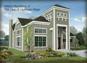 club house rendering